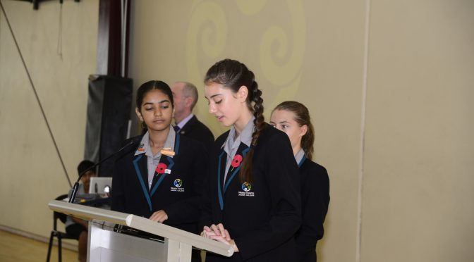 Celebration assembly term 1